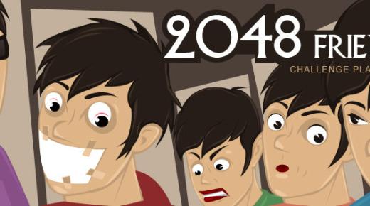 2048 Friends